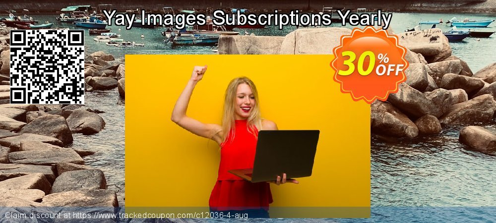 Yay Images Subscriptions Yearly coupon on Mom Day deals