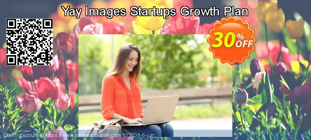 Yay Images Startups Growth Plan coupon on Mom Day discount