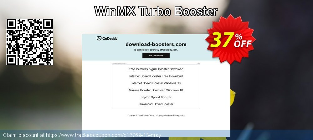 Get 35% OFF WinMX Turbo Booster offering discount