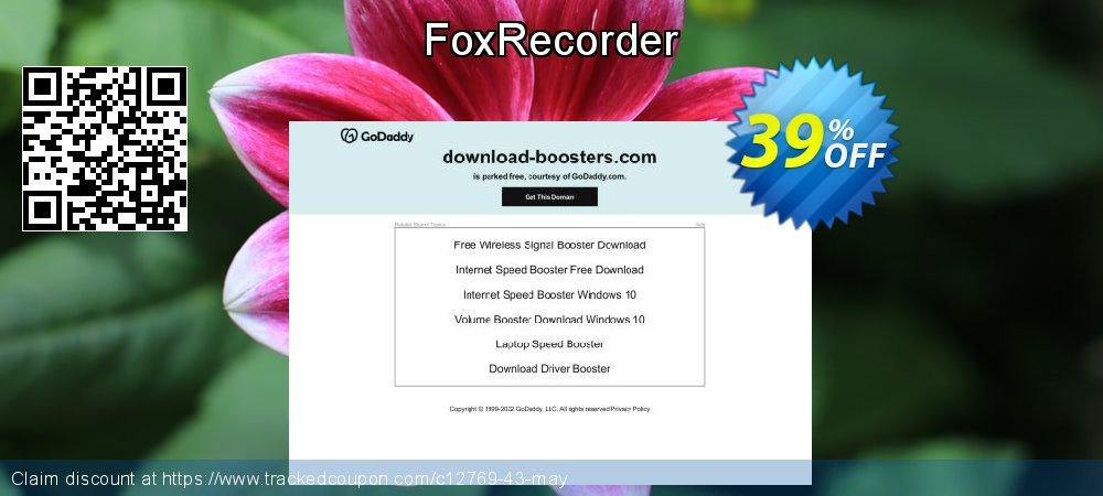 Get 35% OFF FoxRecorder discounts