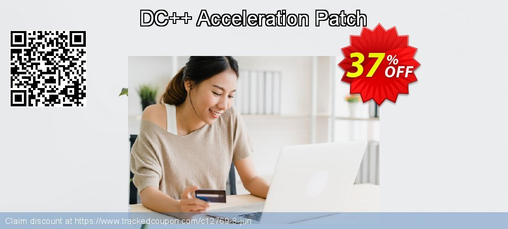 DC++ Acceleration Patch coupon on Back to School promotions offering discount