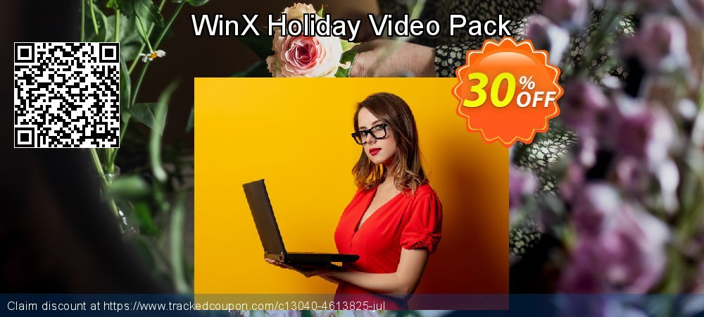 Get 30% OFF WinX Holiday Video Pack for 1 Mac (Holiday Deal) offering sales