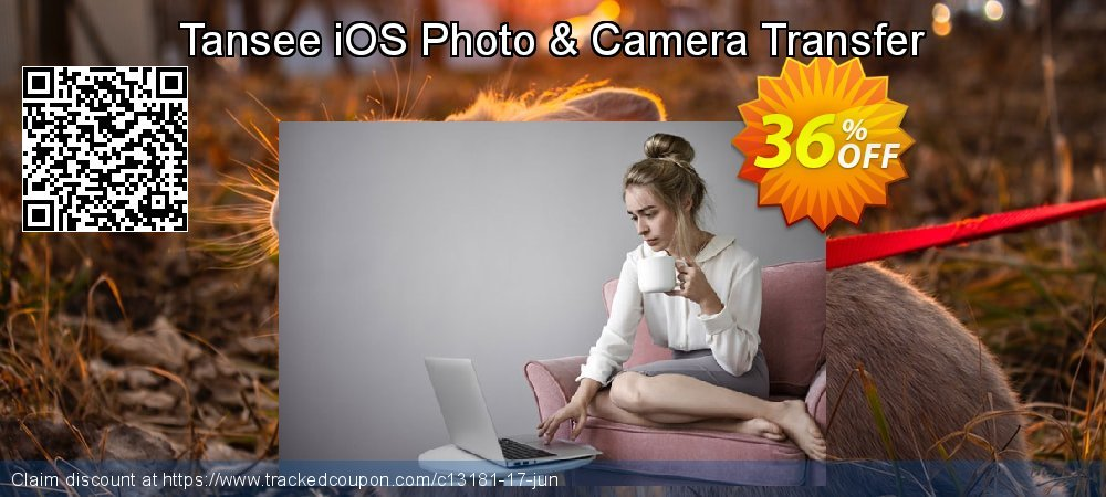 Get 35% OFF Tansee iOS Photo & Camera Transfer offering sales