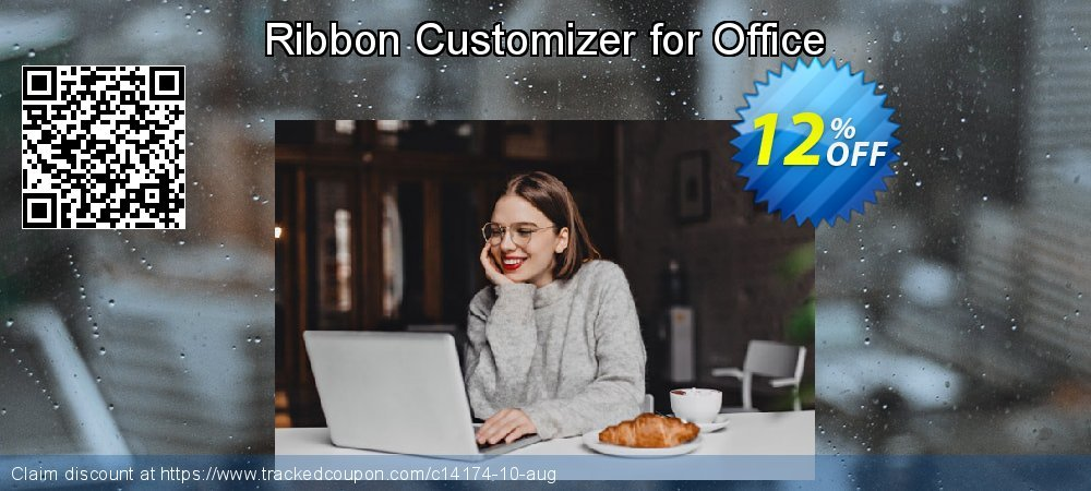 Get 10% OFF Ribbon Customizer for Office offering sales
