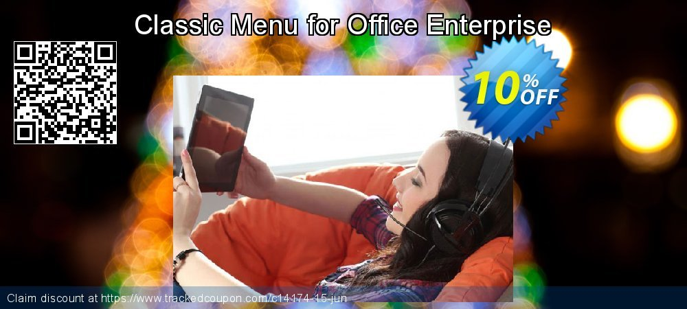 Classic Menu for Office Enterprise coupon on US Independence Day deals