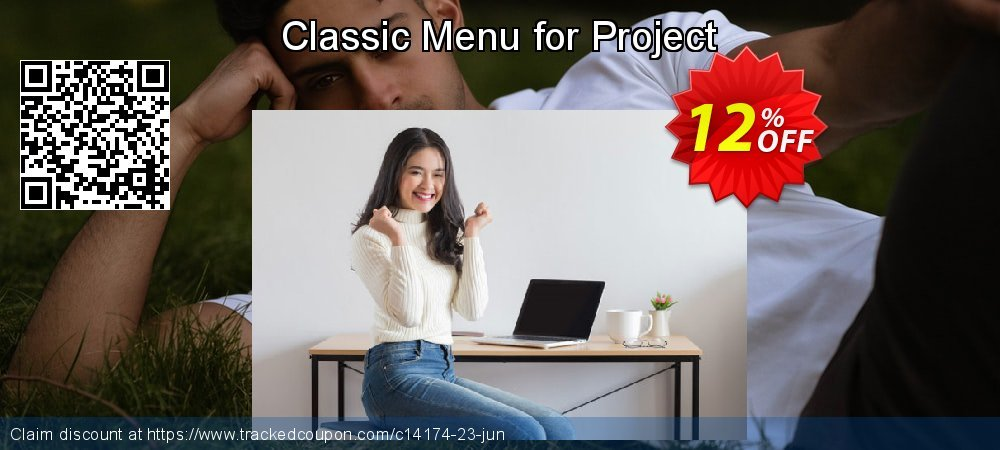 Get 10% OFF Classic Menu for Project promo sales