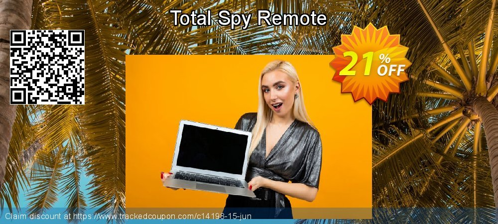 Get 20% OFF Total Spy Remote offering sales