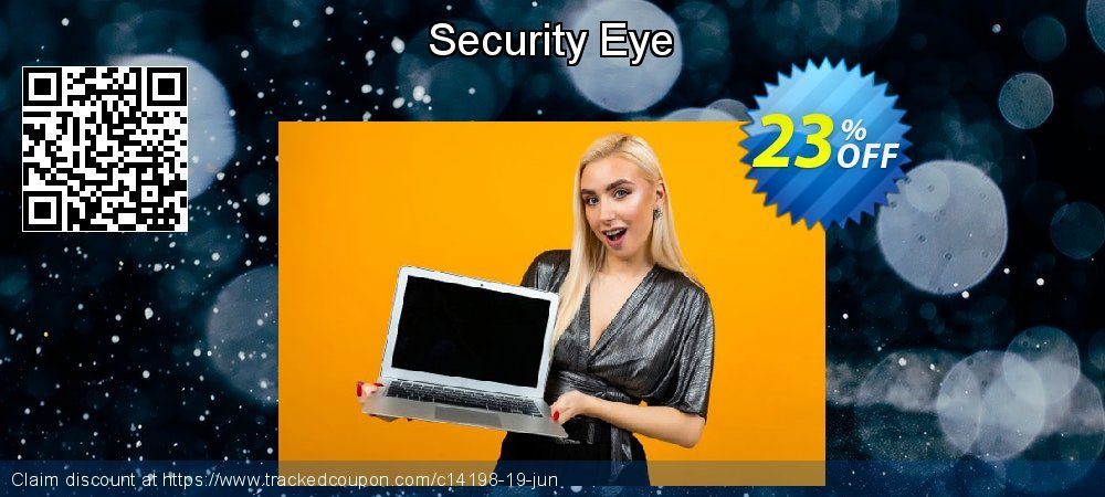 Security Eye coupon on Lunar New Year offering sales