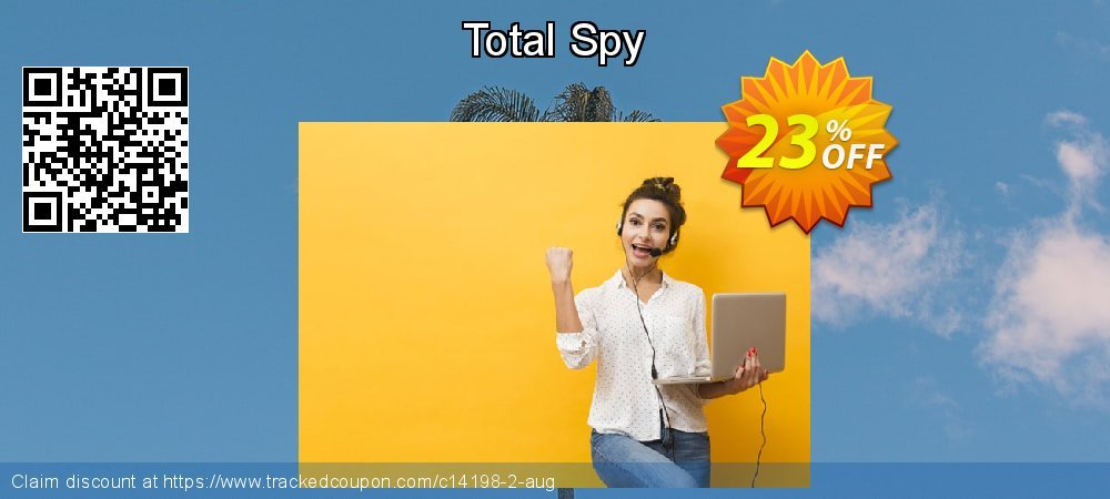 Get 20% OFF Total Spy deals