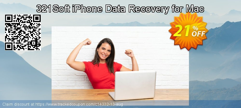 Claim 20% OFF 321Soft iPhone Data Recovery for Mac Coupon discount June, 2019