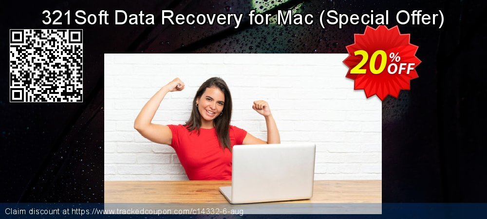 Claim 20% OFF 321Soft Data Recovery for Mac (Special Offer) Coupon discount July, 2019