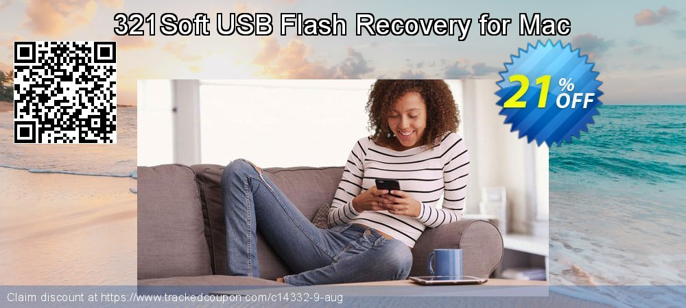 321Soft USB Flash Recovery for Mac coupon on Student deals deals