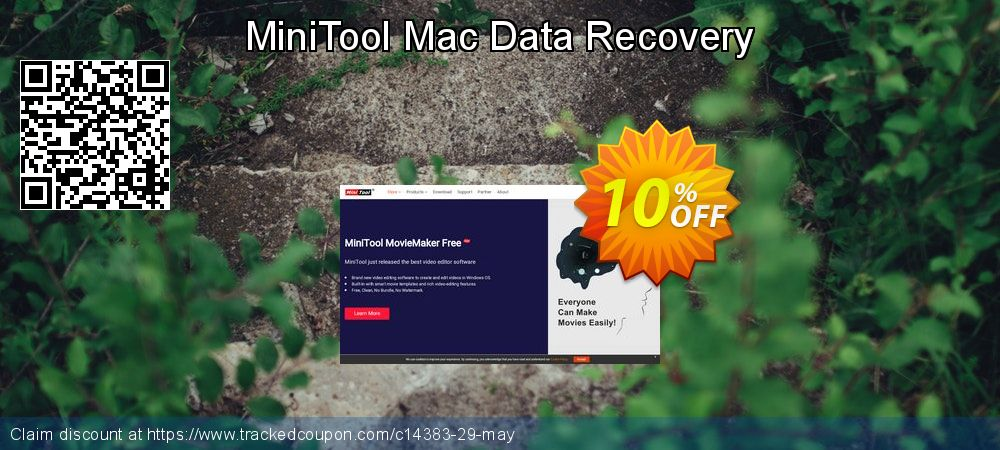 Get 20% OFF Mac Data Recovery - Personal License offering sales