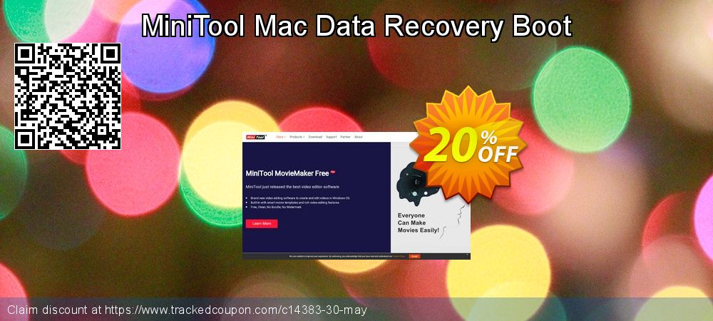 Claim 20% OFF Mac Data Recovery Boot Disk - Personal License Coupon discount May, 2019