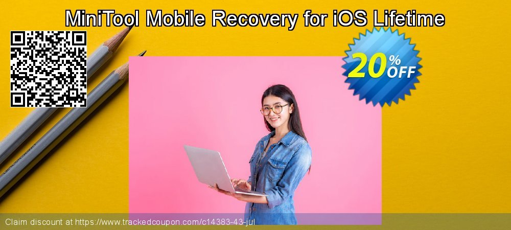 MiniTool Mobile Recovery for iOS Lifetime coupon on Mothers Day offer
