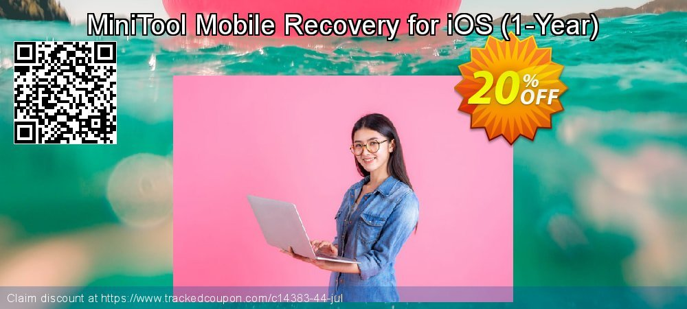 MiniTool Mobile Recovery for iOS - 1-Year  coupon on Mom Day discount