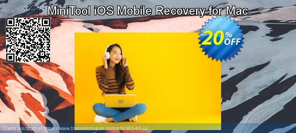 MiniTool iOS Mobile Recovery for Mac coupon on Mothers Day offering discount