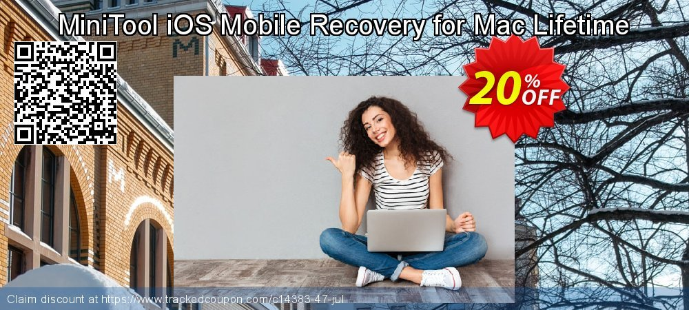 MiniTool iOS Mobile Recovery for Mac Lifetime coupon on Mothers Day super sale