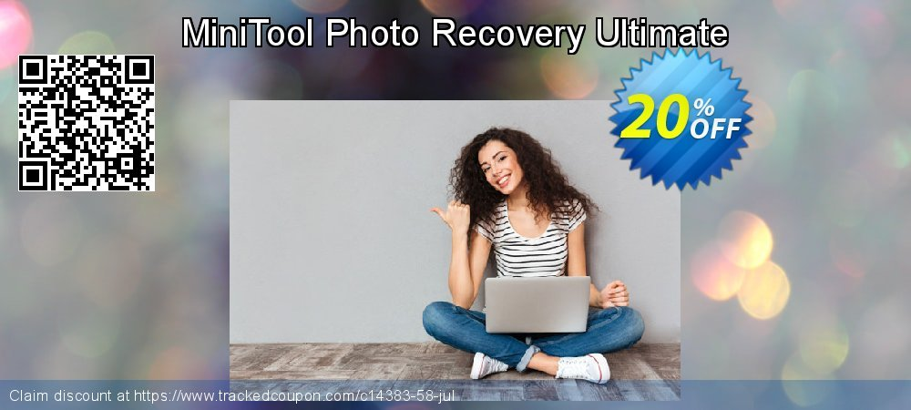 MiniTool Photo Recovery Ultimate coupon on Mom Day promotions