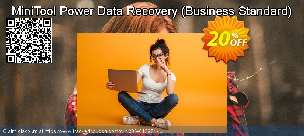 MiniTool Power Data Recovery - Business Standard  coupon on Teacher deals deals
