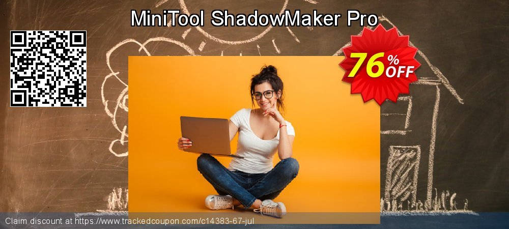 MiniTool ShadowMaker Pro coupon on Halloween offering discount