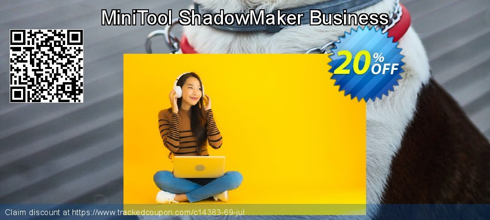 MiniTool ShadowMaker Business coupon on Summer discount