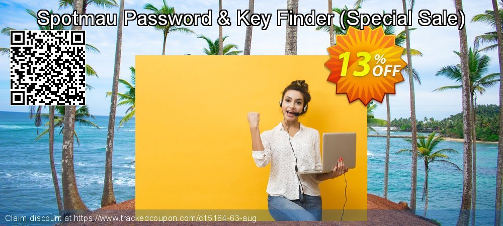 Get 10% OFF Spotmau Password & Key Finder (Special Sale) offering sales