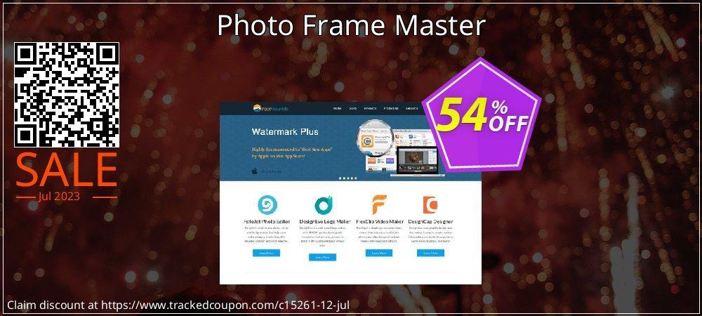 Get 51% OFF Photo Frame Master sales