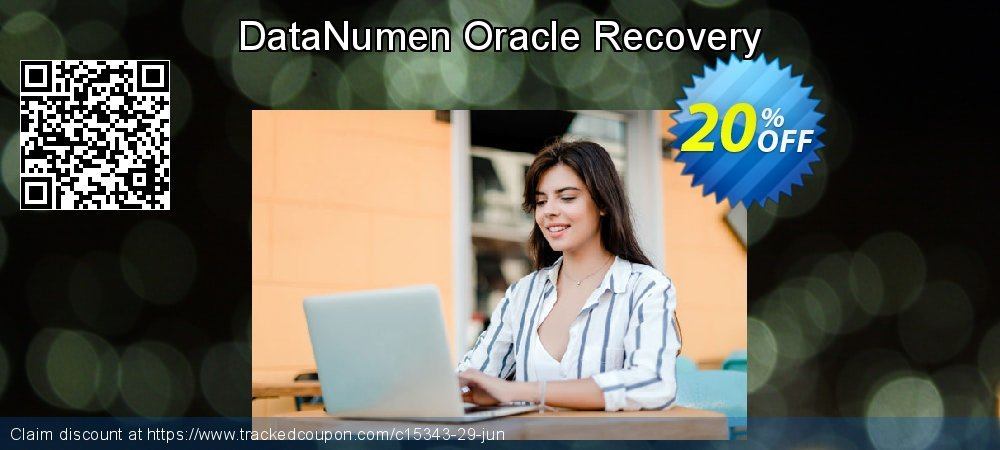 DataNumen Oracle Recovery coupon on Int. Workers' Day discount