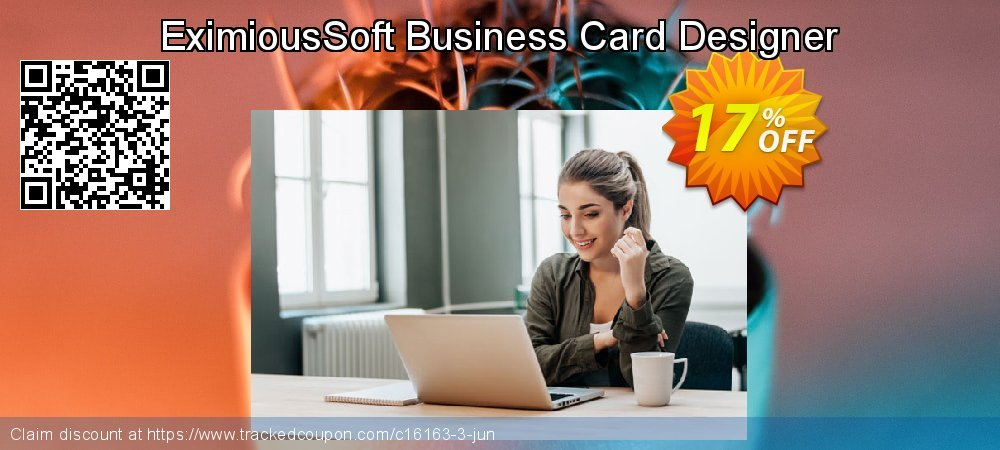 EximiousSoft Business Card Designer coupon on May Day deals