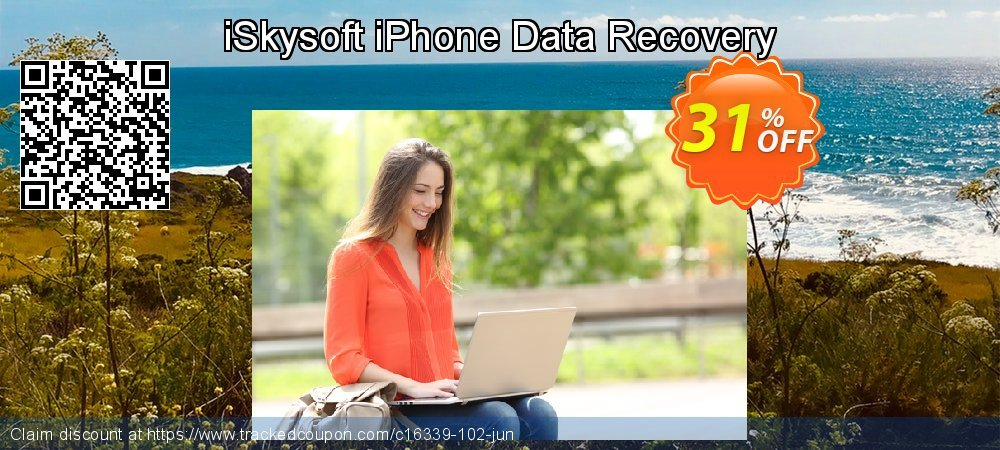 Claim 20% OFF iSkysoft iPhone Data Recovery Coupon discount March, 2019