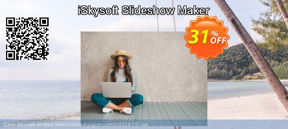iSkysoft Slideshow Maker coupon on World Day of Music discounts