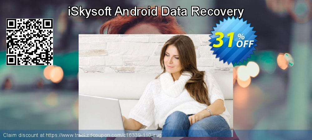 Claim 30% OFF iSkysoft Android Data Recovery Coupon discount July, 2019