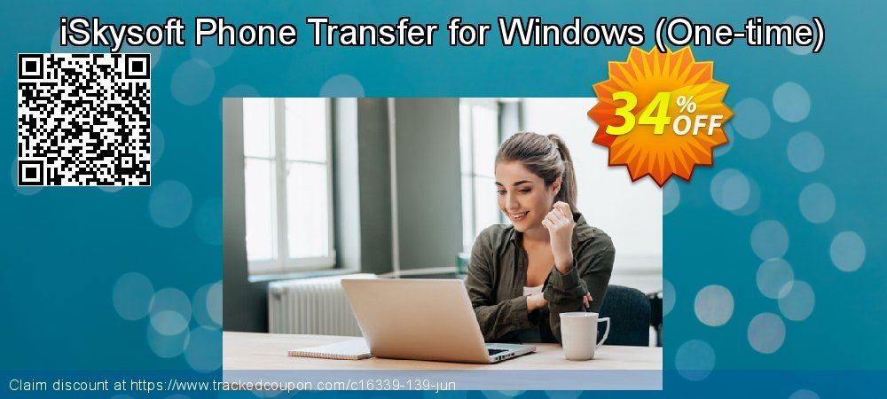 Get 30% OFF iSkysoft Phone Transfer for Windows (One-time) deals