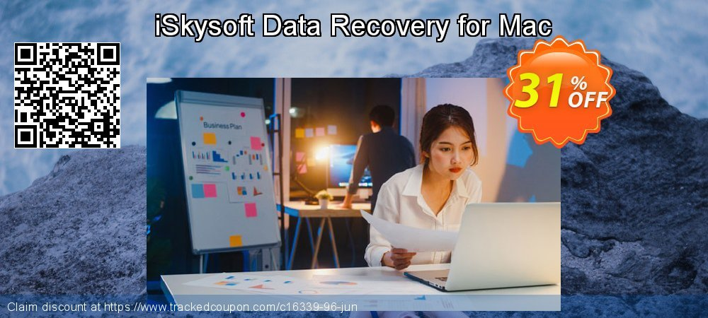 Claim 20% OFF iSkysoft Data Recovery for Mac Coupon discount March, 2019