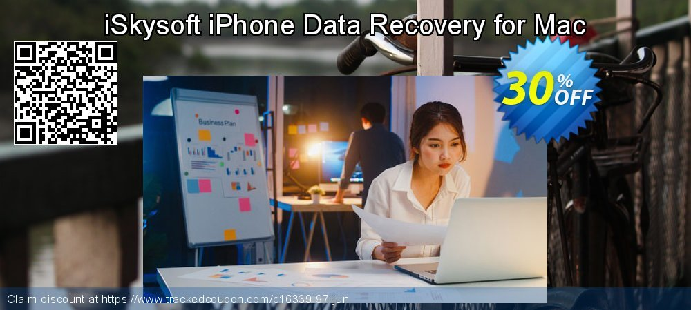 Claim 20% OFF iSkysoft iPhone Data Recovery for Mac Coupon discount March, 2019