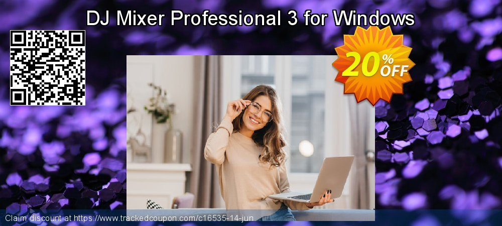Get 20% OFF DJ Mixer Professional 3 for Windows offering deals