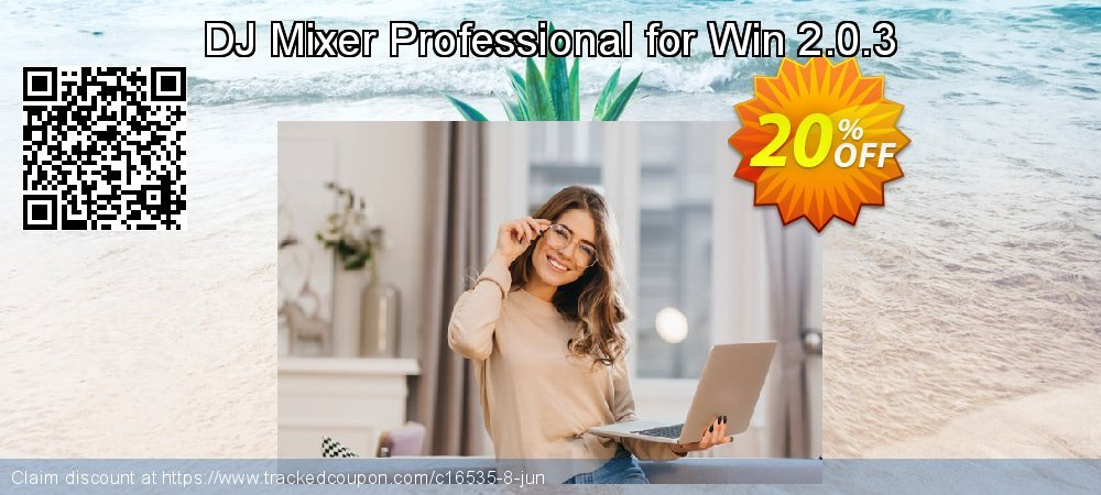 DJ Mixer Professional for Win 2.0.3 coupon on Happy New Year sales