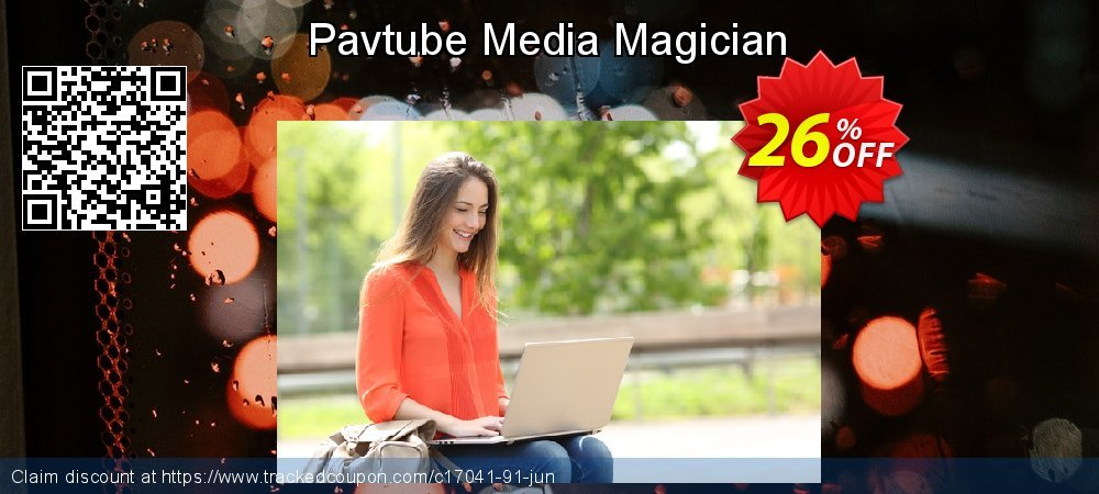 Get 25% OFF Pavtube Media Magician offering sales