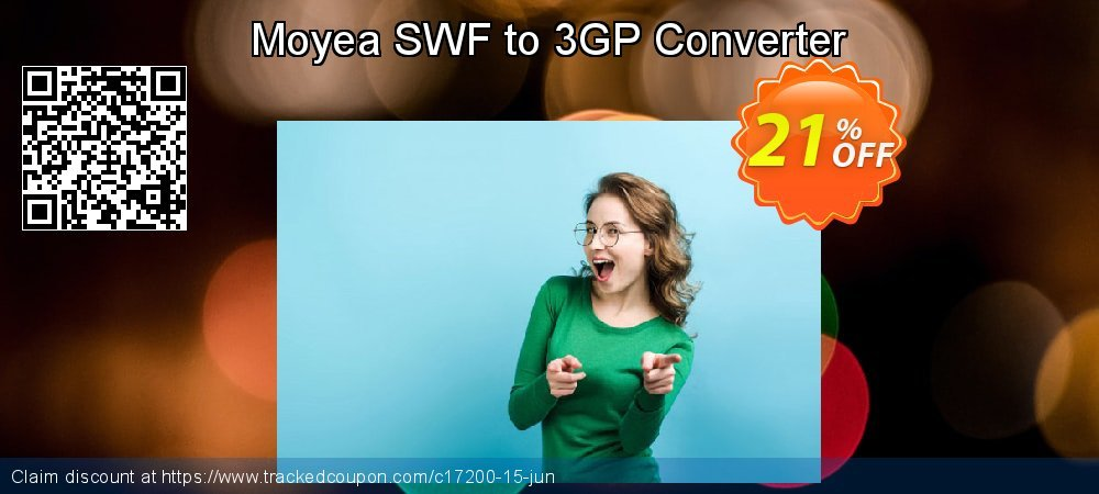 Moyea SWF to 3GP Converter coupon on Halloween super sale