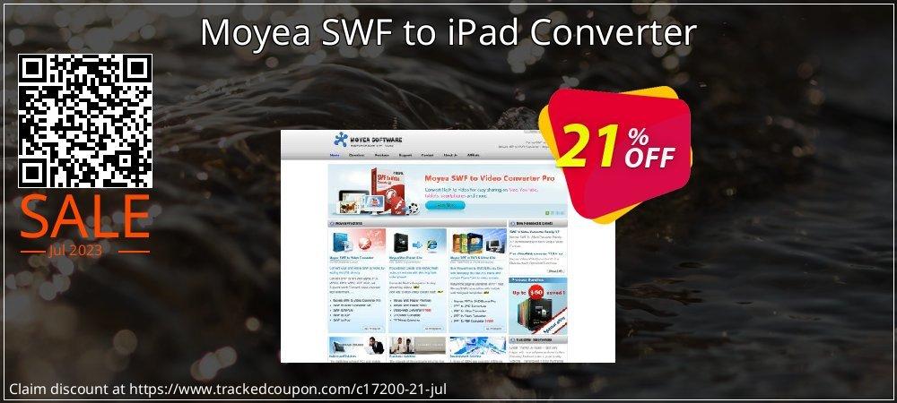 Moyea SWF to iPad Converter coupon on Halloween discount
