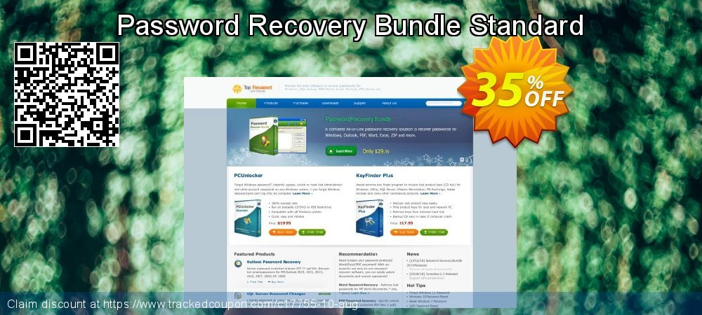 Password Recovery Bundle Standard coupon on Father's Day discount