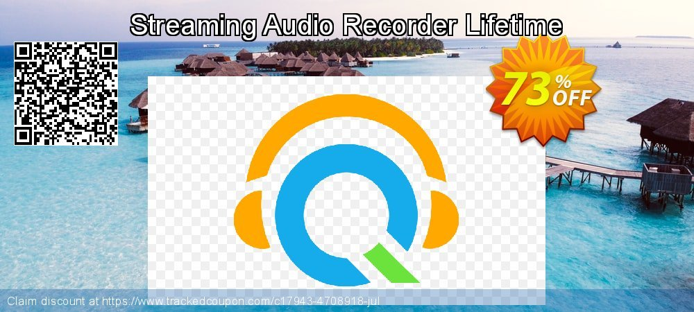 Get 57% OFF Streaming Audio Recorder Lifetime offering sales