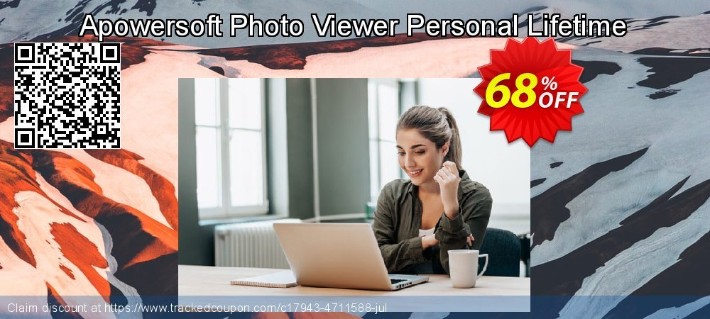 Get 57% OFF Apowersoft Photo Viewer Personal Lifetime offering deals