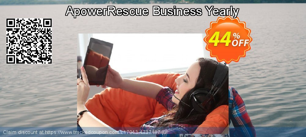 Claim 44% OFF ApowerRescue Business Yearly Coupon discount August, 2020