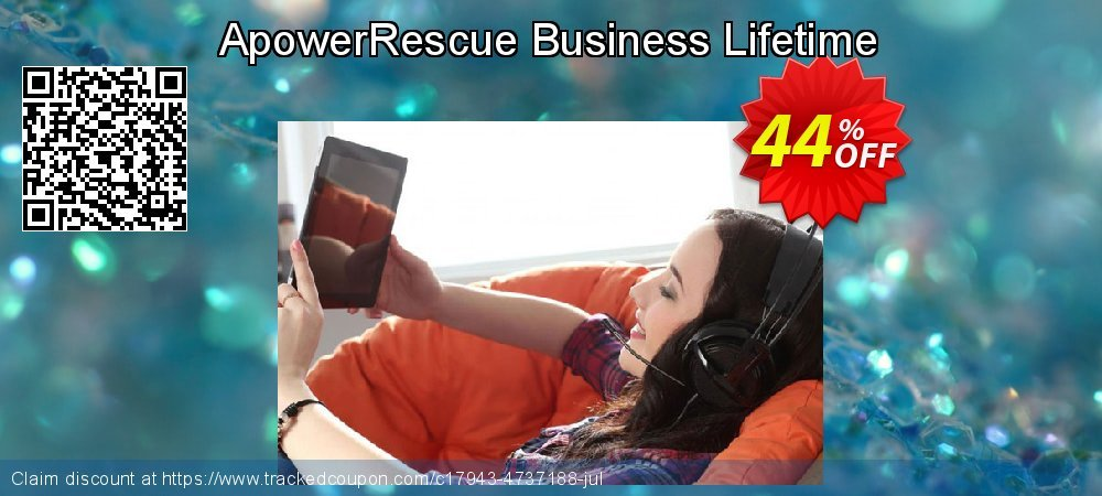 Claim 44% OFF ApowerRescue Business Lifetime Coupon discount August, 2020