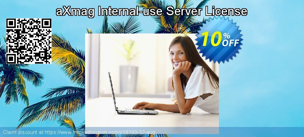 aXmag Internal-use Server License coupon on New Year offering sales