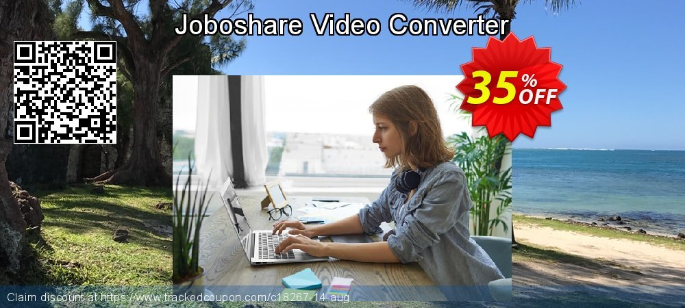 Get 35% OFF Joboshare Video Converter offering discount