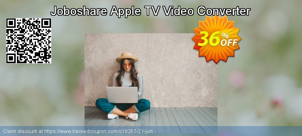 Joboshare Apple TV Video Converter coupon on May Day promotions