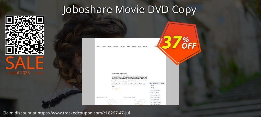 Joboshare Movie DVD Copy coupon on Back to School deals super sale
